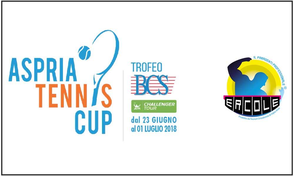 Aspria Tennis Cup e Tecnort Ortodonzia: binomio vincente al Challenger di Milano [VIDEO]